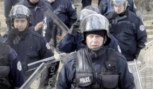 Policija tzv. Kosova Foto: Vesti online, A. Čukić
