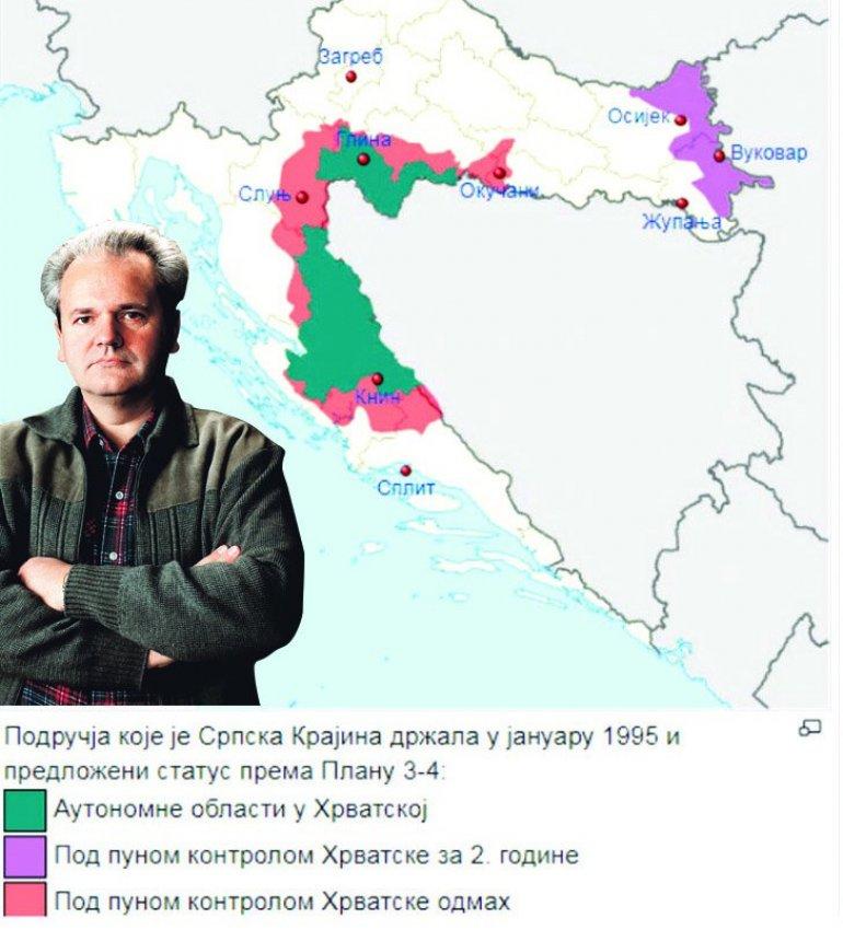 Infografik: Plan Z4 Foto: Republika.rs