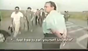 Nemetin: Razmena svi za sve, Glavaš: Recite slobodno da ste ustaše Foto: Youtube, screenshot
