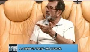 """KCN Matine - 24. godine od """"Oluje"""": ima li pomaka, 3.8.2019. Foto: screenshot"""