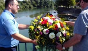 """Obilježeno stradanja Srba u Svodni tokom akcije """"Oluja"""" Foto: RTRS"""