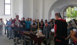 Banstol: Hram Blage Marije, parastos za stradale Krajišnike, 4.8.2019. Foto: Vestionline, Đ. Barović