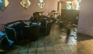 Napadnuti kafići u Biškupiji i Uzdolju kod Knina Foto: Večernje novosti