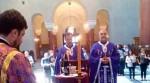 Beograd, Crkva Sv. Marka: Parastos žrtvama hrvatske agresije na Medački džep, 9.9.2019. Foto: DIC Veritas