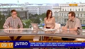 Prva.tv: Pad hrvatske vlade zbog napada na Srbe? Foto: screenshot