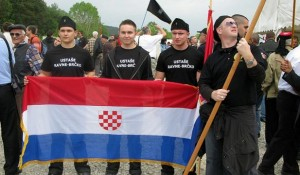 Podmladak hrvatskih ustaša Foto: Vest, no-ustasa.at