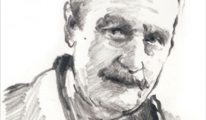 Milan Martić, ilustracija Foto: Večernje novosti, Vojislava Tanurdžić