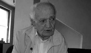 Profesor Ilija Ivanović, poslednji preživali učesnik proboja iz hrvatskog ustaškog logora Jasenovac Foto: SRNA