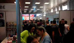 Peti dan Međunarodnog sajma knjiga 2019. Foto: DIC Veritas