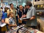 "Promocija knjige Save Štrpca ""Hronika prognanih Krajišnika"" na 64. međunarodnom Sajmu knjiga Foto: DIC Veritas"