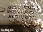 DIC Veritas, 06.11.2019, Savo Štrbac: GRAFITI ZLA