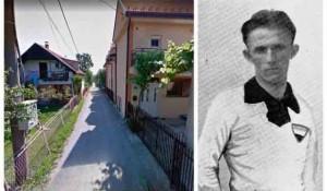 Ulica Emila Perške Foto: screenshot