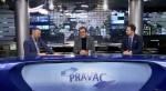 Pink.tv, 23.12.2019, Pravac:  Savo Štrbac i Mišel Zubenica o prvom krugu izbora za predsednika Hrvatske [Video]