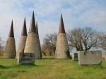 Oskrnavljen Spomen park Dudik u Vukovaru, 2020. Foto: Srbi.hr, Nikola Milojević