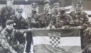 Hrvati pred operaciju Plitvice Foto: Večernji list