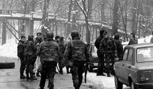 Plitvice: Krvavi uskrs na Plitvicama 1991. Foto: Glas Srpske, SRNA