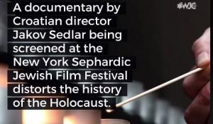 Reagovanje WJC na novi film Jakova Sedlara Foto: screenshot