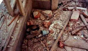 Surdulica: NATO bombardovanje Foto:Vranjske novine
