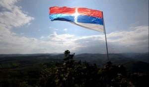 Srpska narodna zastava, ilustracija Foto: Facebook