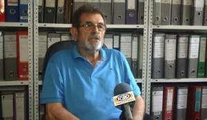 Savo Štrbac, Veritas: Zašto Oluja i dalje traje, 29.7.2020. Foto: RTV Kruševac, screenshot