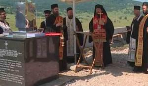 Janjile, Bravsko: Obilježeno 25 godina od stradanja na Petrovačkoj cesti, 7.8.2020. Foto: RTRS