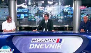 Pink.tv, Spacijalna emisija povodom 25. godina od Oluje Foto: screenshot