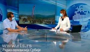 Štrbac za RTS: Odlazak Miloševića u Knin priznanje hrvatskog narativa o Oluji Foto: RTS, screenshot