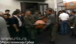 Zloćin na Koranskom mostu, 1991. Foto: RTS screenshot