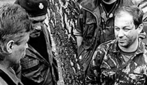 Tomislav Merčep na ratnom položaju Foto: Glas Srpske