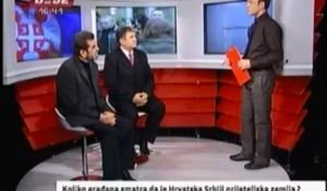 B92, 20.03.2009, Stanje nacije - Tema: Da li je Hrvatska Srbiji prijateljska zemlja? [Arhiva]