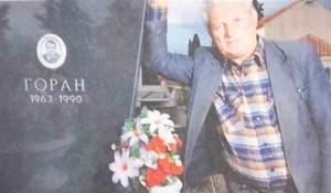 Grob gorana Alavinje u Karinu Donjem Foto: DIC Veritas