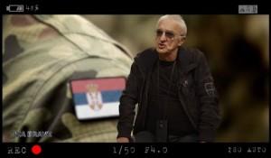 Dragan Vasiljković - Kapetan Dragan Foto: TV Happy, Iya brave, screenshot