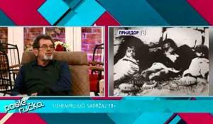 """Posle ručka: Zbog čega je """"Dara iz Jasenovca"""" ispala iz trke za Oskara? Happy.tv, 11.02.2021. Foto: screenshot"""