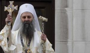 Njegova Svetost Arhiepiskop pećski, Mitropolit baogradsko-karlovački i Patrijarh srpski G.G. Porfirije Foto: Danas, Beta