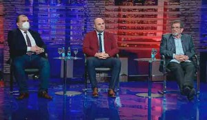 BN televizija, 03.03.2021, Globalno: Ne može doći do iskrenog pomirenja Srba i Hrvata Foto: BN Televizija, screenshot