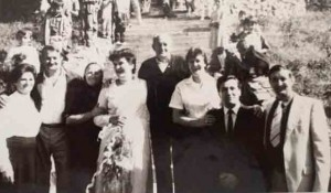 Panići konačno okupljeni 1986. godine Foto: Vecernje novsti, privatna arhiva