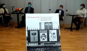 Predstavljanje Biltena SNV za 2020. godinu Foto: Jutarnji list, Damjan Tadić