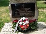 Parastos Krajišnicima poginulim na Miljevačkom platou 1992. godine, crkva Svetog Marka, 21.6.2021. Foto: DIC Veritas