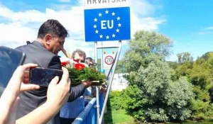 Novi Grad: Obilježavanje 26 godina od progona Srba Foto: RTRS