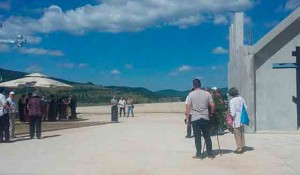Obilježavanje godišnjice stradanja na Petrovačkoj cesti, 7.8.2021. Foto> Glas Srpske, Milijana Latinović
