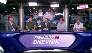 Tema dana: 26 godina posle Oluje traga se za još 692 osobe, Starović, Dimitrijević, Bosnić, Savo Štrbac Foto: Pink TV, screenshot
