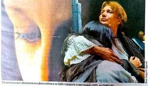 Motiv sa obeležavanja Dana sećanja srpskih žrtava u Oluji, 4.8.2021. Foto: Politika, Tanjug
