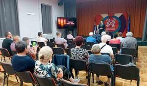 Kikinda: Komemoracija žtrvama Oluje, 2021. Foto: RTV, Branislav Ugrinov