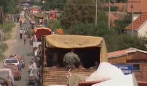 Progon Srba u hrvatskoj operaciji Oluja Foto: ICTY screenshot, Blic