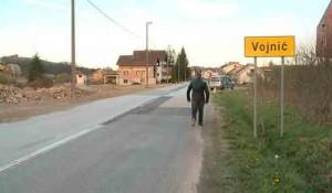 Vojnić, info tabla, ilustracija Foto: Večernje novosti