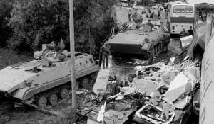 Destodnevni rat u Sloveniji Foto: historija.info