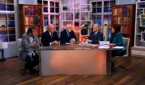 Jutarnji program: Hrvatski političari ospednuti predsednikom Srbije Foto: Happy.tc screenshot